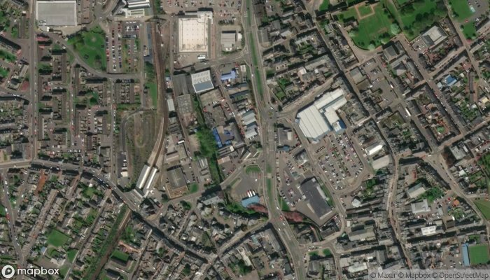 Empire Health Fitness satellite image