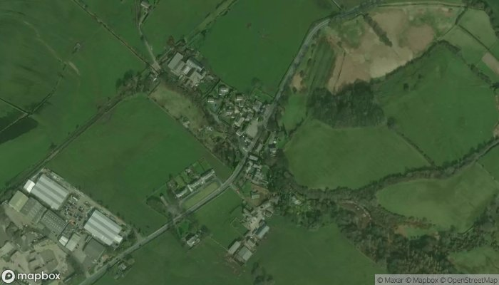 Fenwick Arms satellite image