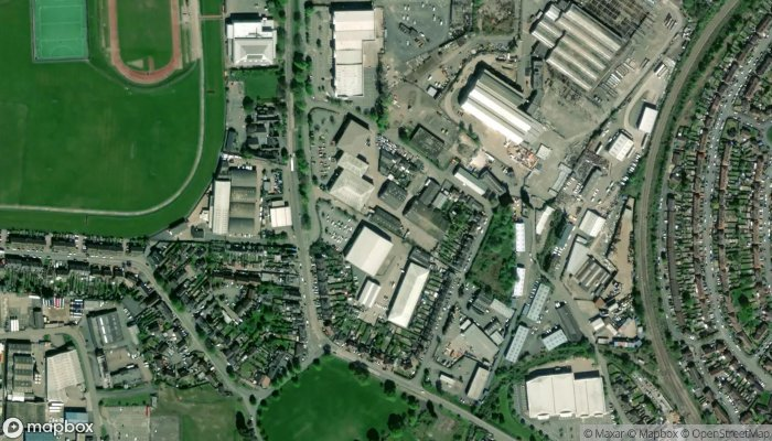 A And P Electronics Hereford satellite image