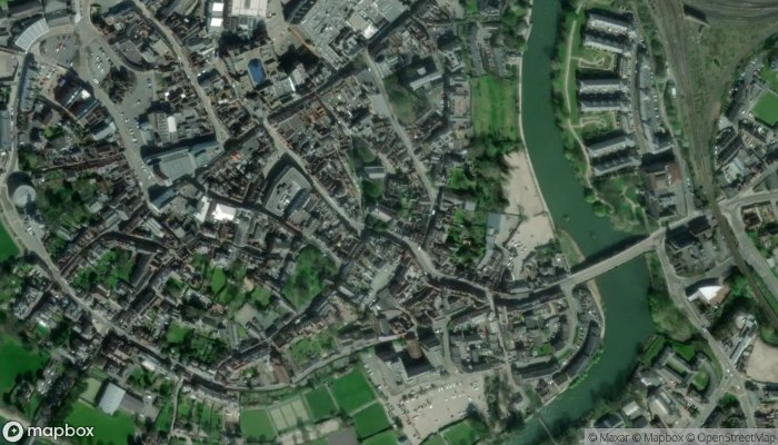 The Torch Gallery satellite image