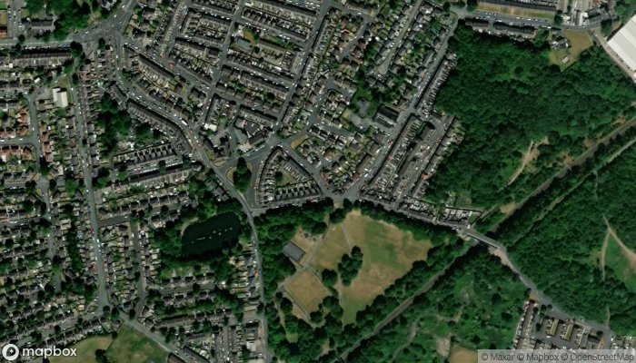 St Helens Electricians satellite image