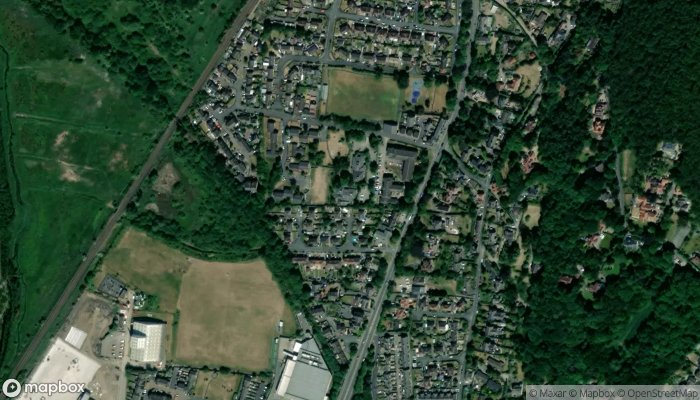 The Helsby Elton Practice satellite image
