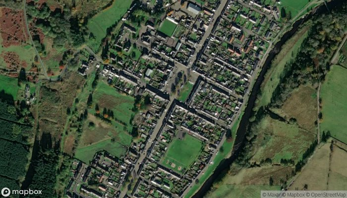 R D Roofing Services satellite image
