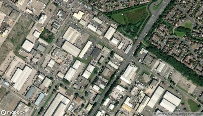 Brewers Decorators Centres satellite image