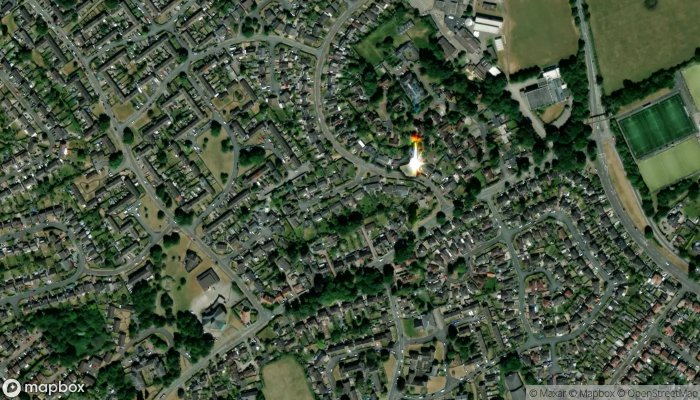A Wall Building Contractor Ltd satellite image