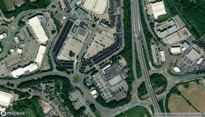 Clarks Outlet Store satellite image