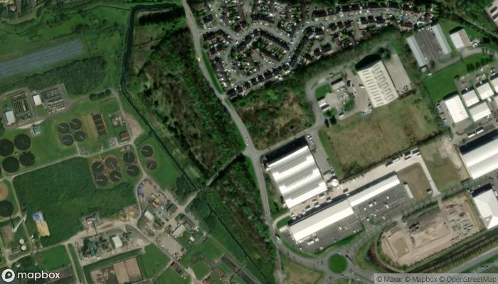Shops Knowsley satellite image