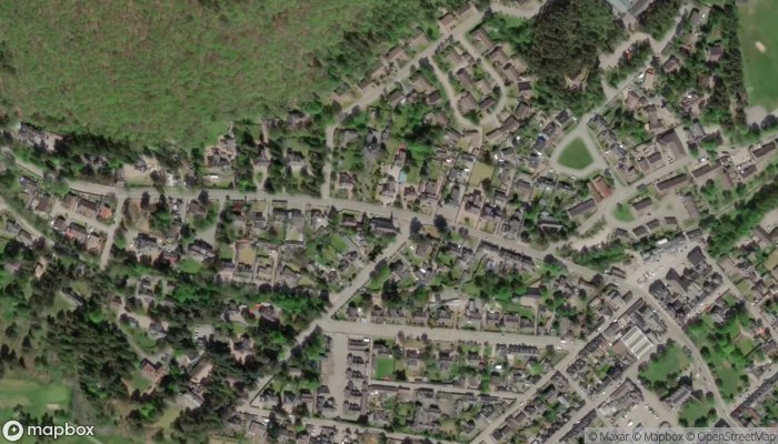 The Auld Kirk Bed And Breakfast satellite image