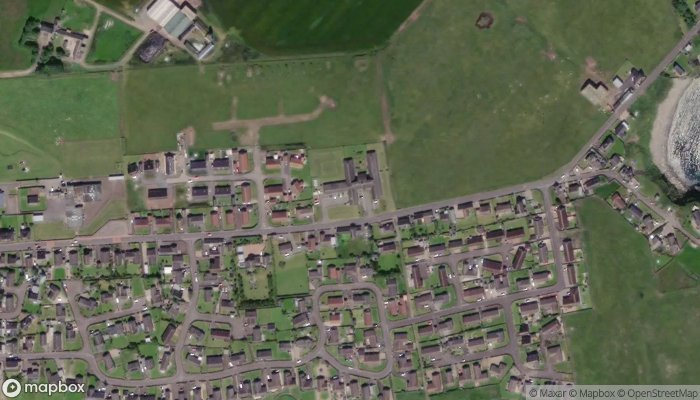 Barchester Seaview House Care Home satellite image
