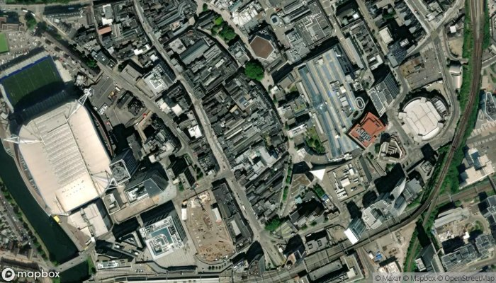 Willows Jewellery And Gifts satellite image
