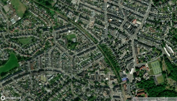 Contract Car Solutions satellite image