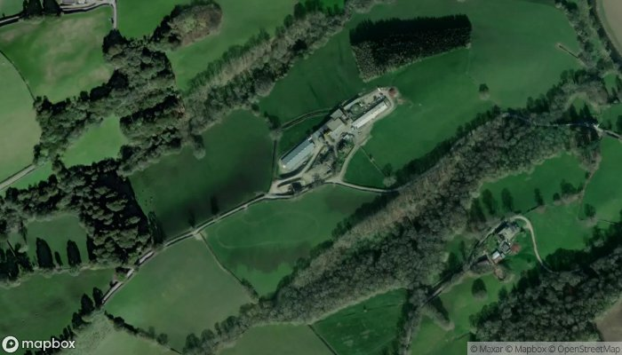 Plas Cath Luxury Cattery Near Welshpool And Newtown Wales Cattery satellite image