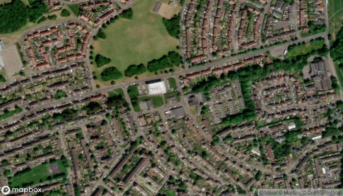 N H S Lothian Clermiston Health Clinic satellite image
