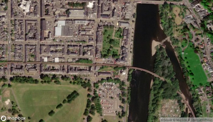 Princes Street Car Park Ltd satellite image