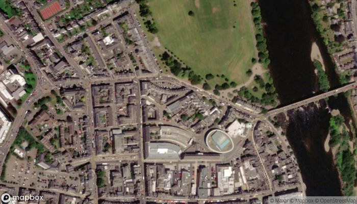 Miller Hendry Solicitors And Estate Agents satellite image