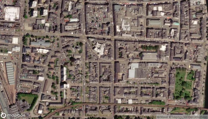 Mill Wynd Car Park satellite image