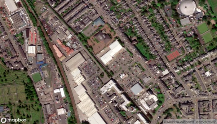 Sports Direct Perth St Catherines satellite image