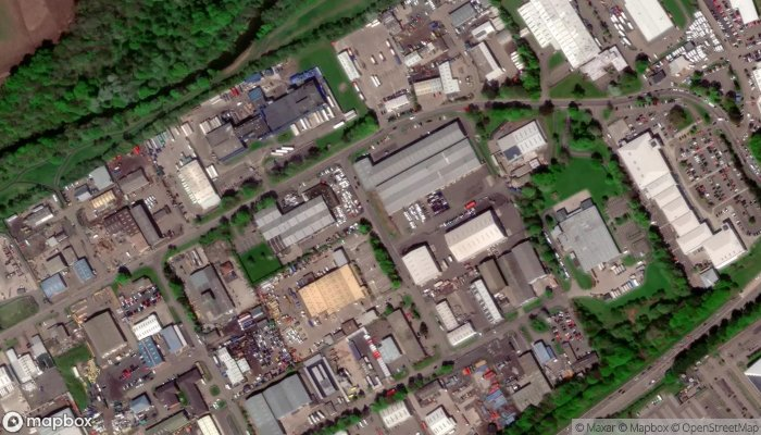 Proclean Cleaners Ltd satellite image
