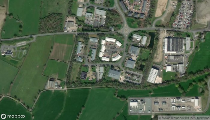 Pact North Wales satellite image