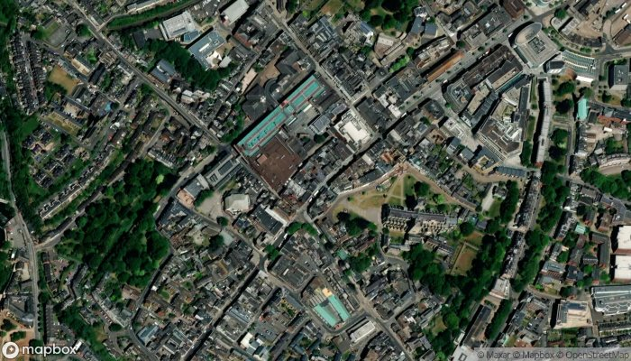 This Is It Stores Exeter satellite image