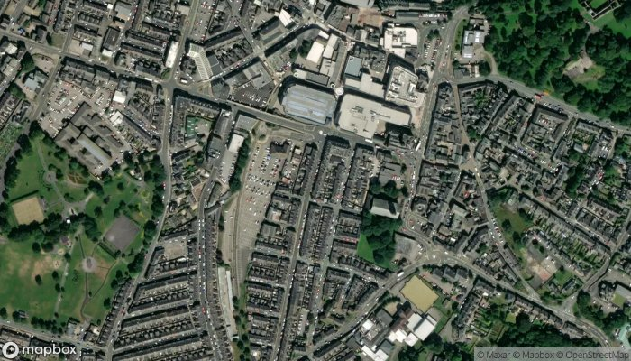 The Barbers Shop satellite image