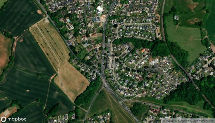 One Stop Stores satellite image