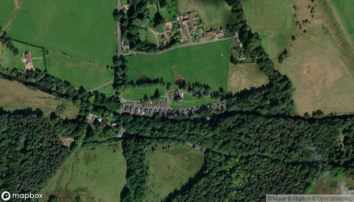 Dollar Lodge And Holiday Home Park satellite image