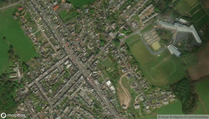 Thornhill Bowling Club satellite image