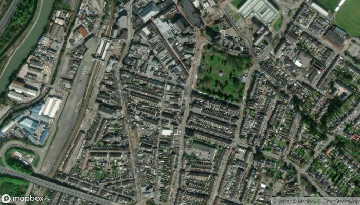 Neath Funeral Service satellite image