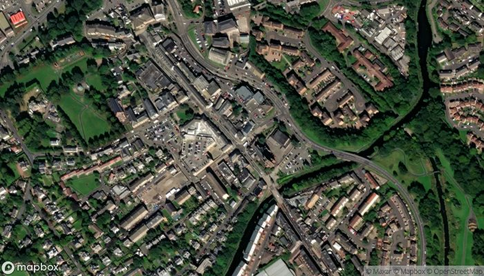 C A Mackie Insurance satellite image