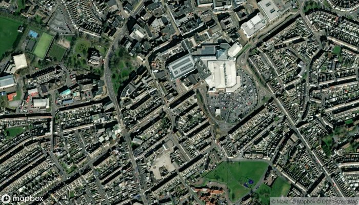 All In One Takeaway satellite image