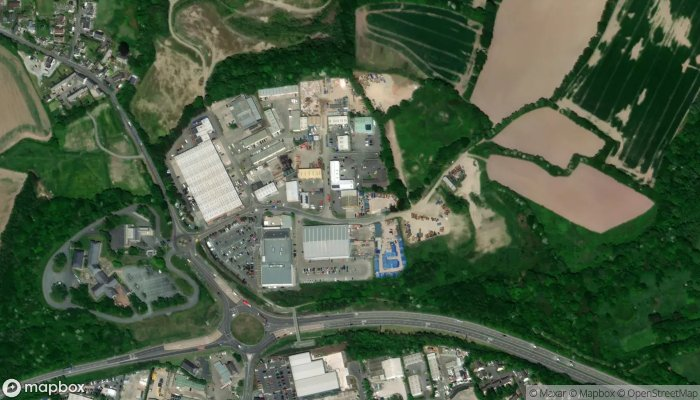 Specialized Concept Store satellite image