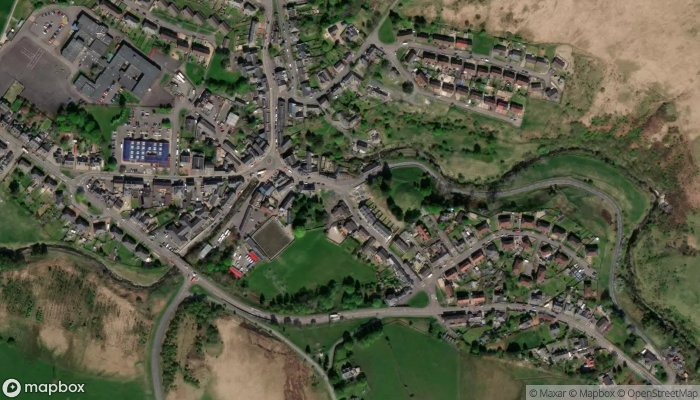 East Ayrshire Carers Centre satellite image