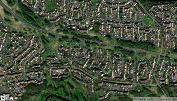 T Harvey Fencing Slabbing satellite image