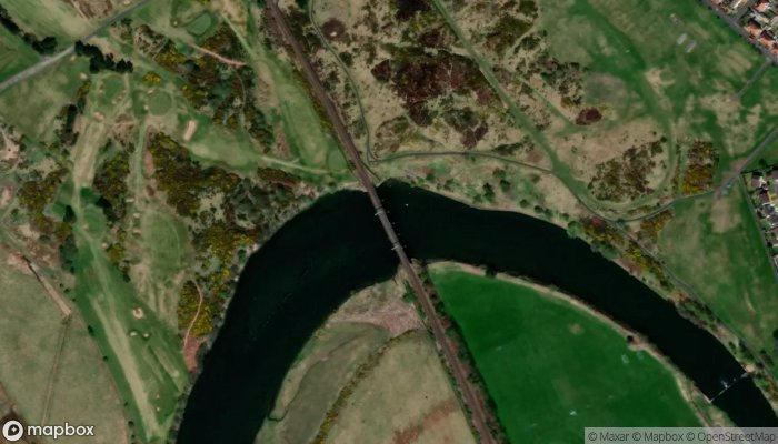 The Railway Bridge satellite image
