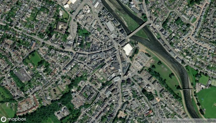 Glanvilles Of Wadebridge satellite image