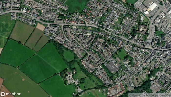 Trerise Electrical satellite image
