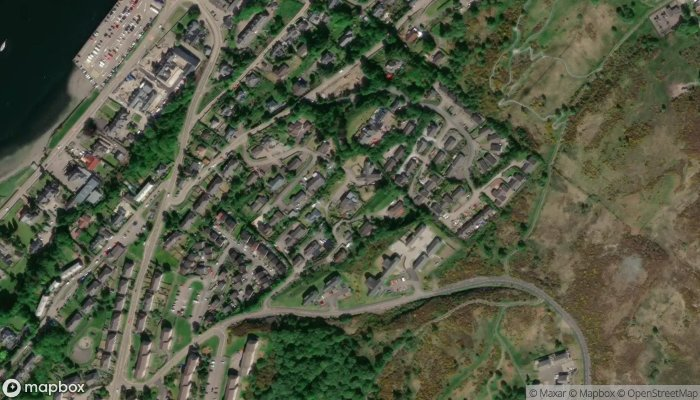 Lochview House satellite image