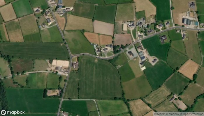Mourne Country House satellite image