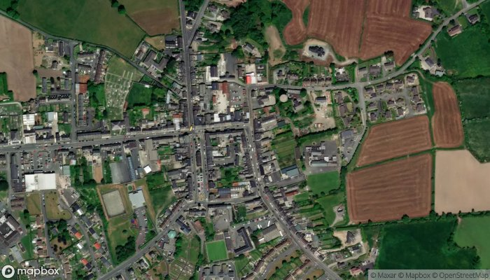 Golden Fortune Chinese Takeaway satellite image
