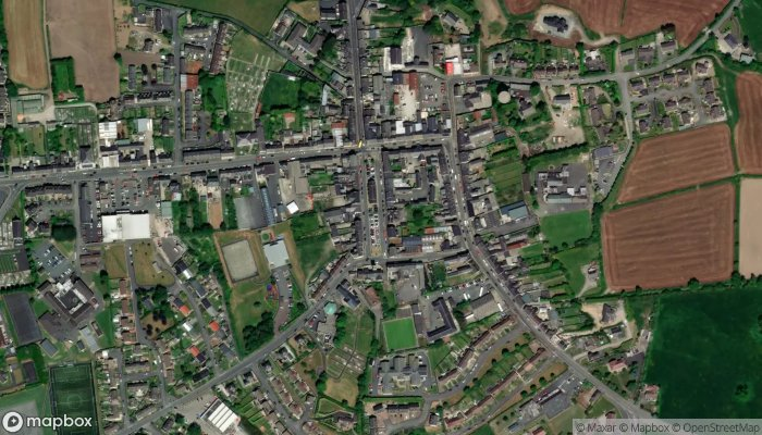 Ulster Bank satellite image