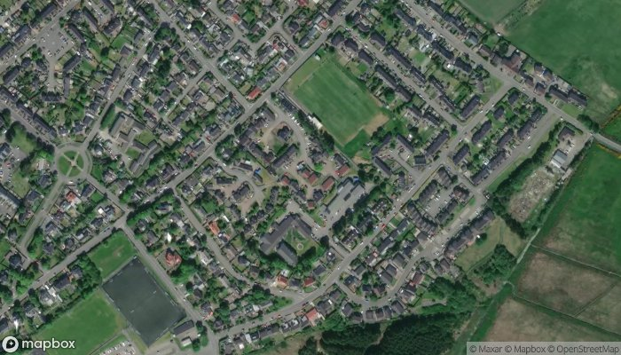 Donna S Taxis satellite image