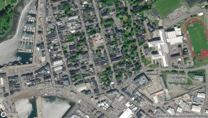 Skills Development Scotland satellite image