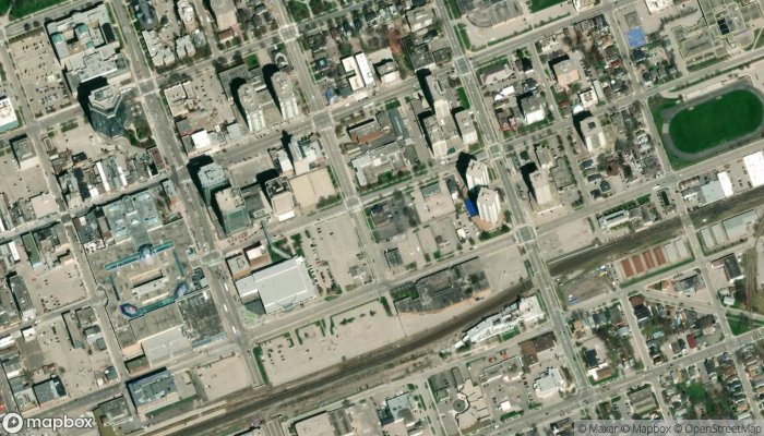John T Donohue Funeral Home Limited satellite image