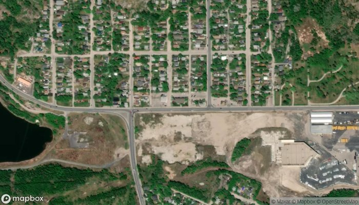 Moncrief Construction Limited satellite image
