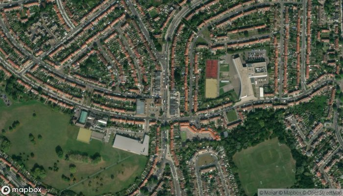 Daniels Property Services Ltd satellite image