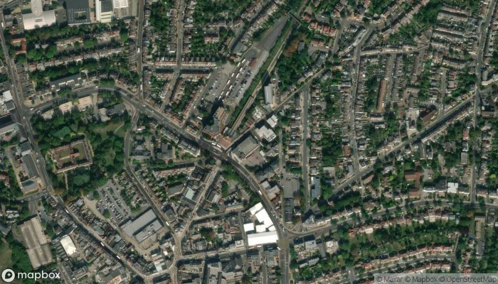 R S P C A Bromley District Branch satellite image
