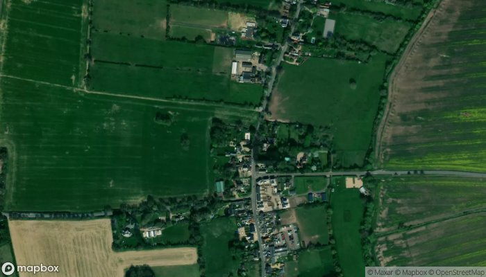 The March Hare Tea Room And Boutique satellite image