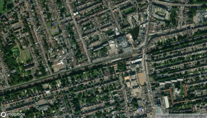 Christ Embassy Forest Gate satellite image