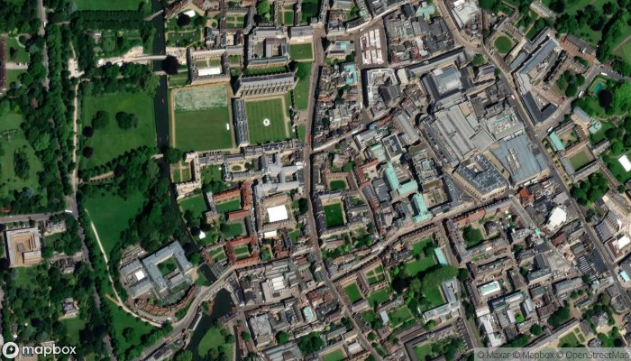 Trumpington Street Medical Practice satellite image